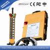 F21-18d Heavy Duty Single Girder Gantry Crane Parts Remote Control Wireless Transmitter Receiver