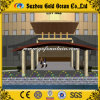 Outdoor Cascade Landscape Plazza Fountain with Jumping Jet Fountain