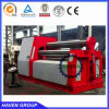 High performance hydraulic plate rolling machine W12S-10X2000