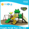 New Plastic Children Outdoor Playground Kid′s Toy Animal Series-Frog (FQ-YQ-00501)