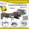 Single Facer Corrugated Box Machine