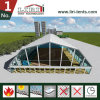 Sports Tent with Polygon Roof Top for Badminton Games