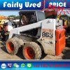 Low Price Used Bobcat 863 Skid Loader with Drill