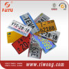 High Security Blank License Plates, Car Number Plates