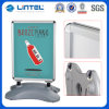 Factory Plastic Poster Stand, Pavement Sign, Sidewalk Sign