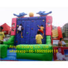 2016 Park Toys Inflatable Giant Climbing, Inflatable Rock Climbing