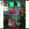 2018 New Design Crown Carousel Electric Rocking Horse Kiddie Ride