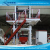 PE Extruder & Film Blowing Machine