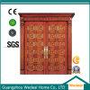 Customize Exterior Solid Wooden Doors