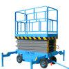 10m Rated Load 500kg Manlift Mobile Scissor Lift