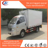 1tons Mini Plastic Foams and GRP Steel Made Reefer Truck