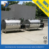 Horizontal Milk Cooling Tank for Dairy Production