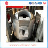 Small Copper Melting DC Electric Arc Furnace