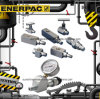 Enerpac Ga, Nv, V-Series, Gauge Accessories