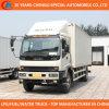 4X2 Isuzu Brand 15cbm 20cbm Cargo Truck for Sale