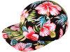 Wholesale Cotton 5 Panel Floral Snapback Hats