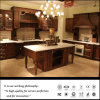 New 2014 Luxury Solid Wood Kitchen Cabinet