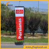 Exhibition Aluminium Portable Flying Banner/Flying Flag