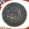 Custom Challenge Souvenir Antique 3D Engraved Metal Coins (FTCN1957A)
