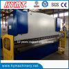 WC67Y-200X5000 hydraulic steel plate bending machine / metal folding machine