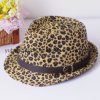 Customized Gentleman Fedora Hat, Sports Baseball Cap