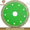 Narrow Turbo Cutting Granite Diamond Saw Blade
