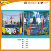 Round Trampoline Jumping Bed with Enclosure Kxb07-012