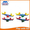Outdoor Plastic Playground Seesaw for Kids