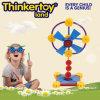 Electric Fan Model Education& Intellectual Building Brick Toy