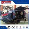 20 25 30m3/H Small Trailer Concrete Pump with Kawasaki Oil Pump for Sale
