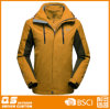 Men′s 3 in 1 Breathable Winter Sport Jacket