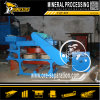 18000 GS Tin Mineral Processing Machine Dry Electric Magnetic Separator