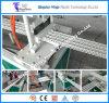 4 PCS PVC Corner Bead Making Machine / Wall Plastering Corner Guards PVC Elbow Corner Machinery Supplier