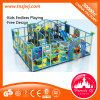 Large Playground Maze Indoor Soft Playground Games for Shopping Mall