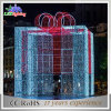 LED Decorative Street Fairy String Gift Box Outdoor Landscape Light