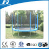 8ft Premium Trampoline with Enclosure (HT-TP8)