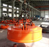 Circular Lifting Electromagnet for Recycling Factory