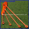 Prime Quality Hot Dipped Galvanized Earth Auger Anchor 1/2′′x48′′
