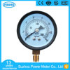 50mm Black Steel Case Manometer with Ce Certificate