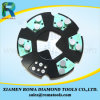 Romatools Diamond Grinding Shoes for Concrete, Granite, Marble
