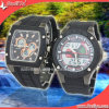 3ATM Waterproof Analog Digital Plastic Men Watches (DYP80011)