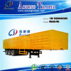 50 Tons Van Semi Trailer, Box Semi Trailer