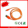 High Quality Nylon Braided USB Data Charger Cable