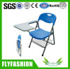 University Folding Plastic Training Chair with Writing Pad (SF-38F)