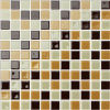 Glass Mosaic Tile Mixed Color