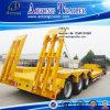 Tri Axles Gooseneck 13meters Excavator Low Bed Semi Trailer