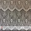 Sheer Lace Trimming Eyelash Lace Fabric (M2023)