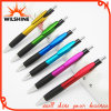 Fashion Design Plastic Pen with Grip for Promotion (BP0235)