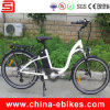 Aluminium Alloy Electric Bicycle/Pedelec with Lithium-Ion Battery (JSE34)