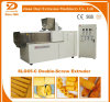 Small Size Double Screw Puffed Snack Extruder